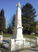 aerogommage de monument aux morts